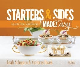 starters and sides cookbook