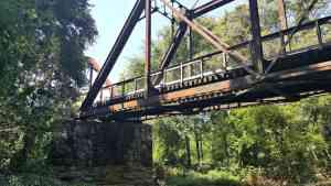 Staunton River Bridge State Park Civil War Battlefield