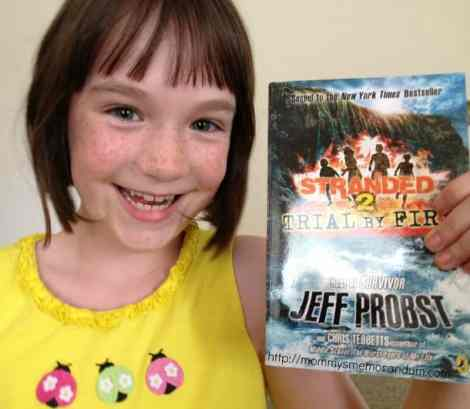 stranded 2 Trial by Fire Jeff Probst