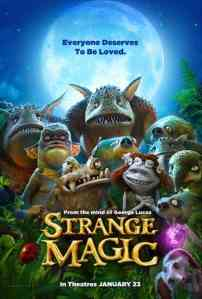 #StrangeMagic New Poster Released