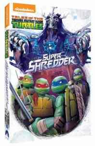 Tales of the Teenage Mutant Ninja Turtles Super Shredder DVD Available 3/21