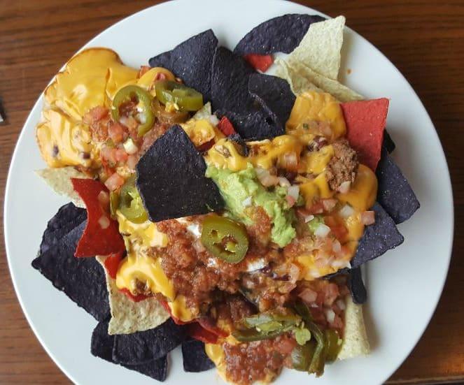 the edge nachos