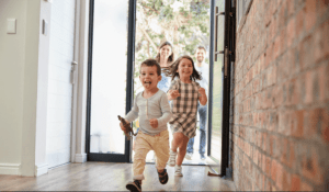 The Process of Turning Your House Into a Family Home