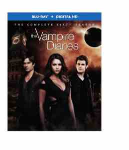 THE VAMPIRE DIARIES: The Complete Sixth Season to Sink Your Teeth Into