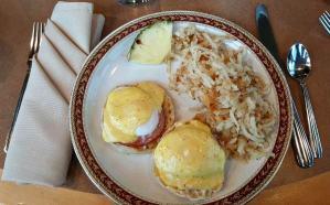 Breakfast at Wintergreen Resort's Copper Mine Bistro