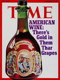 time magazine features Gallo Family Hearty Burgundy