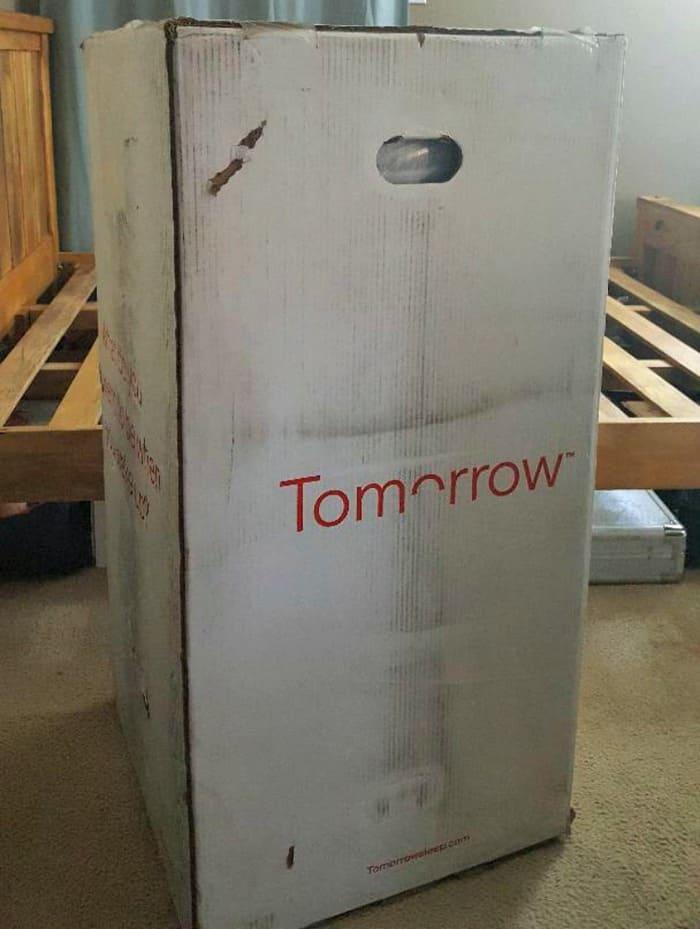 tomorrow mattress box