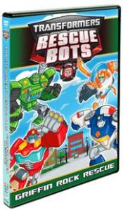 Autobots To The Rescue!