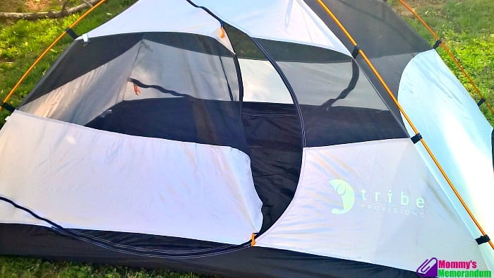 tribe provisions adventure tent II zipper