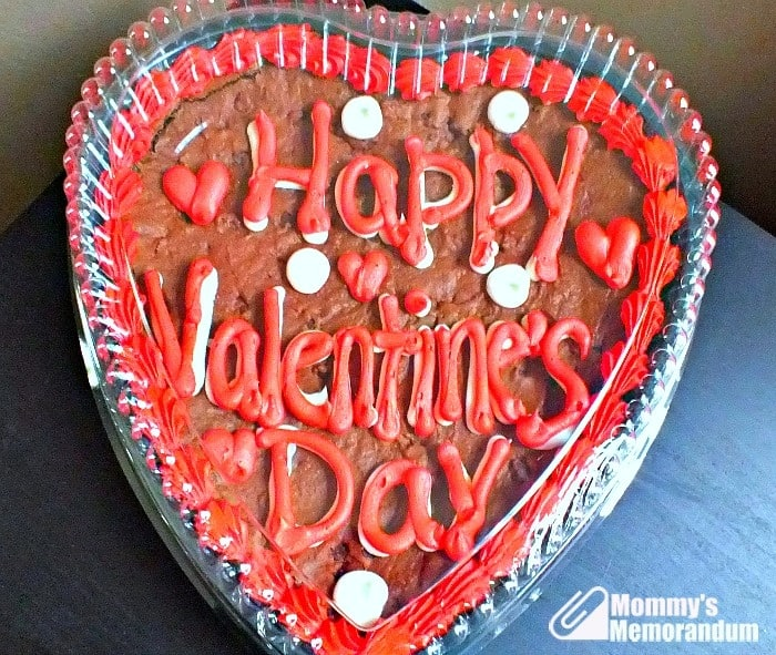 valentine's day gifts brownie