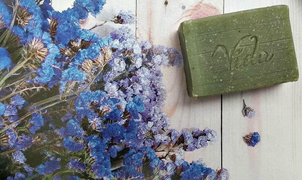 vida lavender soap