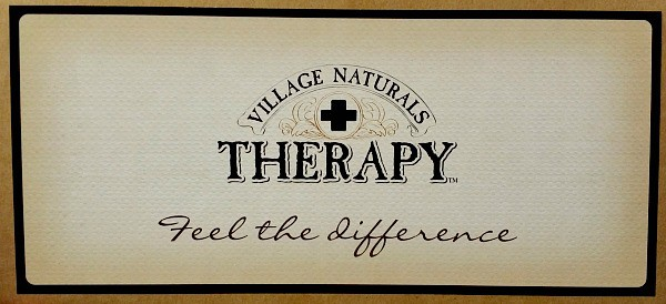 vintage naturals therapy logo