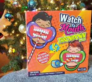 Family Game Night Fun with Watch Ya' Mouth: Throwdown Edition