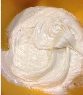 Bailey's Irish Cream Frosting