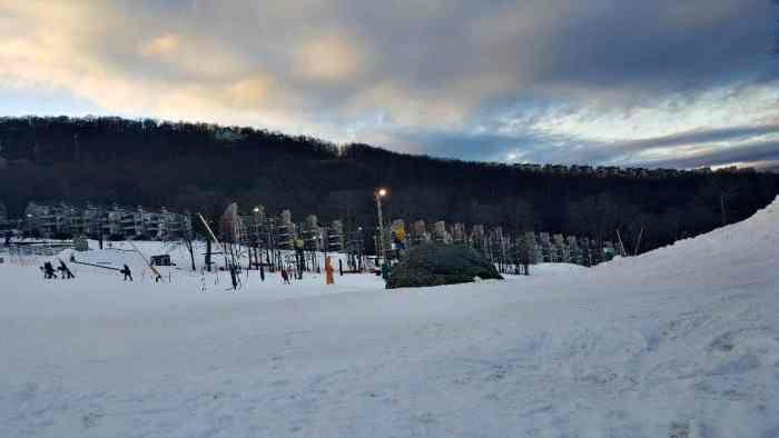 wintergreen skiing