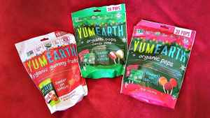 YumEarth Organic Lollipops and Gummies for the Most YUM-derful Time of Year