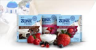 zone perfect green yogurt raspberry living in the moment challenge