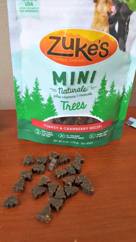 zuke's mini naturals trees