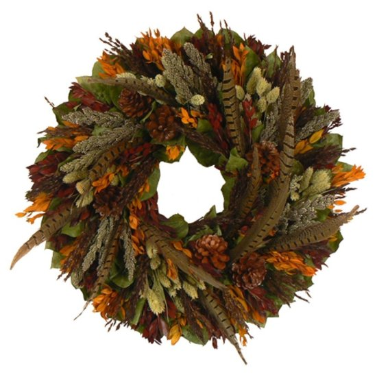 Autumn Forest Wreath