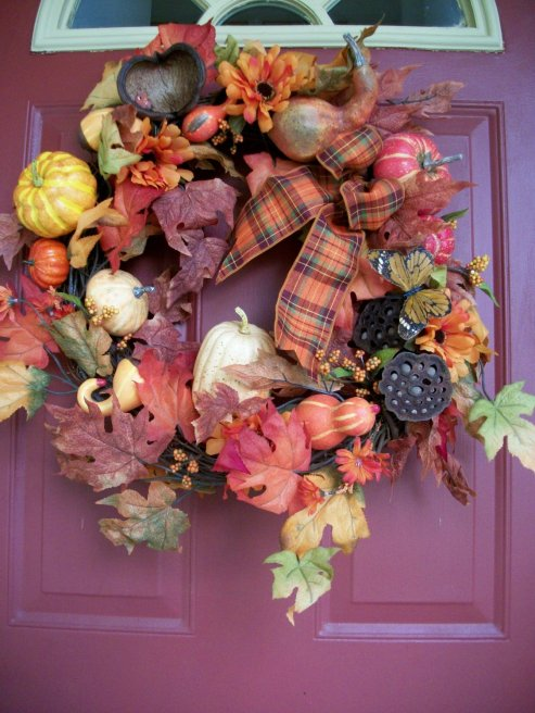 Autumn Harvest Gourd