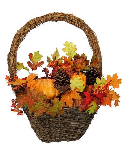Autumn Harvest Maple Leaf