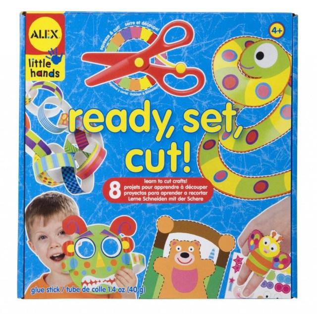 Cutting Set - best fine motor skills toys