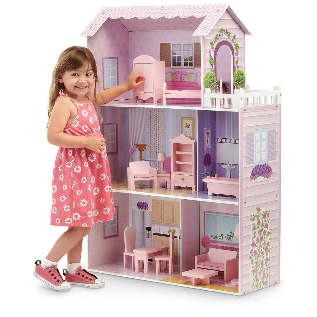 House Doll Fold And Melissa Doug