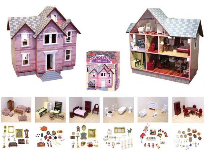 MelissaDougDollhouse