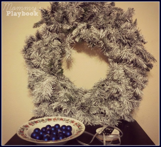 Wreath Redo Supplies