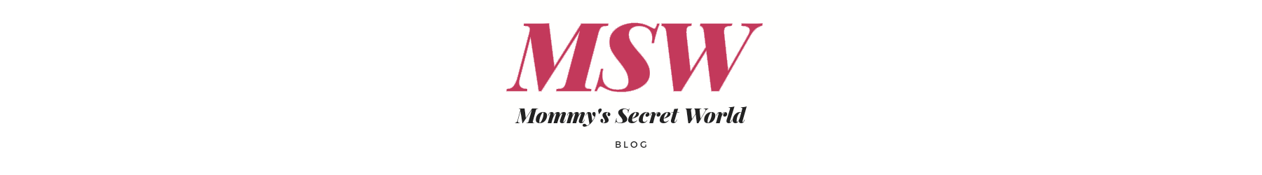 Mommy's Secret World