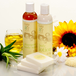 *Closed* Cara B Naturally Children's Hair & Skin Products Review #Giveaway