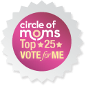 Vote for @MommyTalkShow for the Circle of Moms 2012 Top 25 Mompreneurs