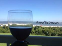 Wordless Wednesday: First Taste of Georgia Red Wine #WW Linky