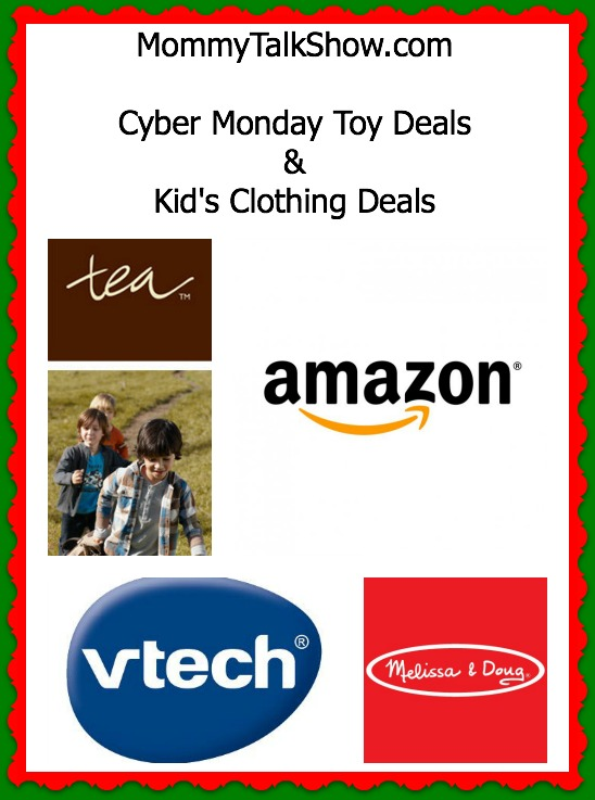 Cyber Monday Toy Deals Amp Kid S Clothing Deals