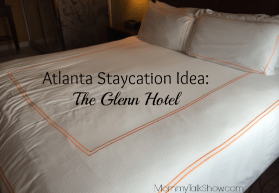[VIDEO] Atlanta Staycation Idea: The Glenn Hotel and Tour Downtown