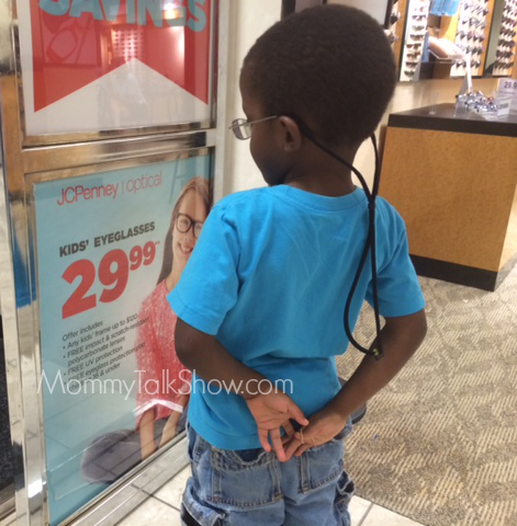 Save on Back to School Eyeglasses at JCPenney Optical