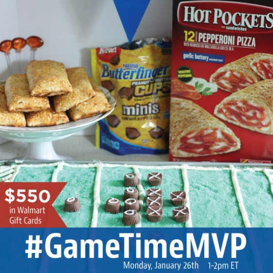 RSVP for #GameTimeMVP Twitter Party #Ad