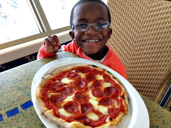 Picky Eaters Get Exactly What They Want on a Carnival Cruise #CarnivalPartner