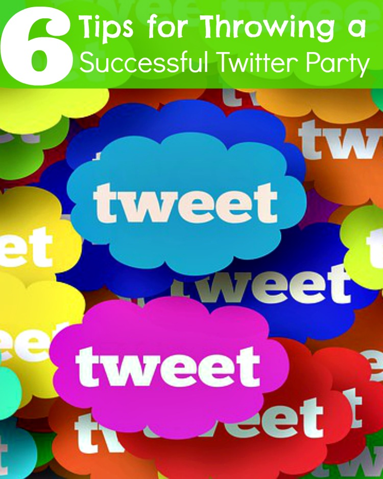 Successful Twitter Party
