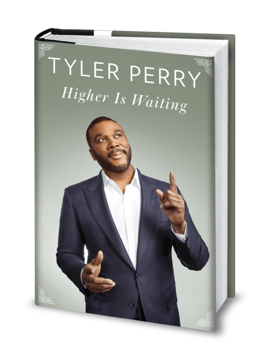 [VIDEO] Tyler Perry's Inspiring Life & #HigherIsWaiting Book @PenguinRandom #rwm #ad