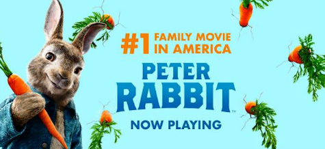 (VIDEO) Don't Boycott Peter Rabbit Movie for the Food Allergy Prank
