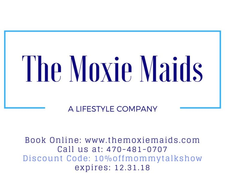 3 Stages of Relief After The Moxie Maids Cleaned Our House + Discount Code