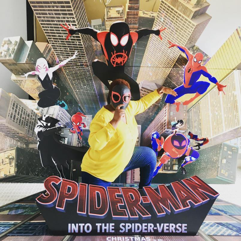 5d78cbcb533a33 There are new masks and the Spider-Verse costumes featuring a spray-painted spider  that s Miles  tag. You can find ...