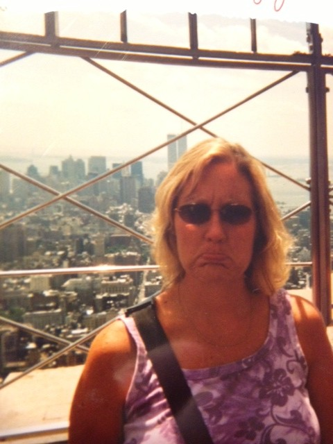 Remember. -- My Unremarkable 9/11 Story  (2/4)