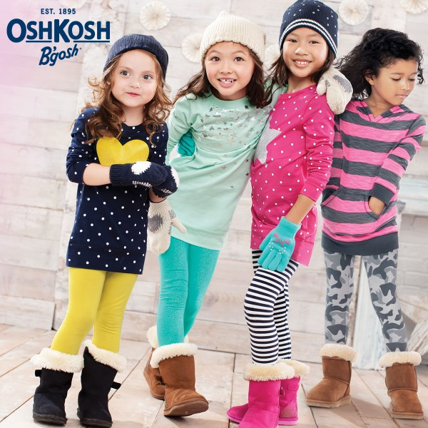 Oshkosh 'gosh Givehappy - Mommy Week