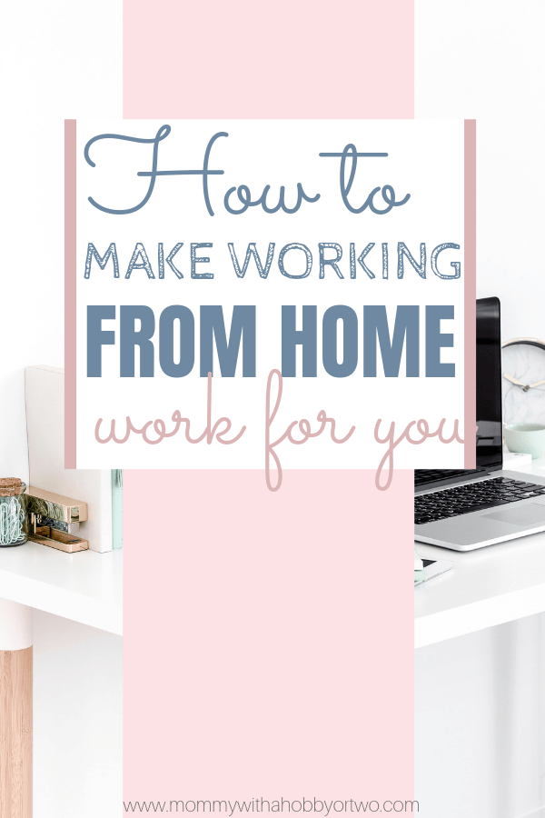 After 4 years of being a stay at home mom, I began to dread the thought of going back to work. I wanted the flexibility that being a stay at home mom allowed. Working from home allows me to work whenever and wherever I want; without sacrificing time with my family. Learn how to eliminate distractions and be productive.