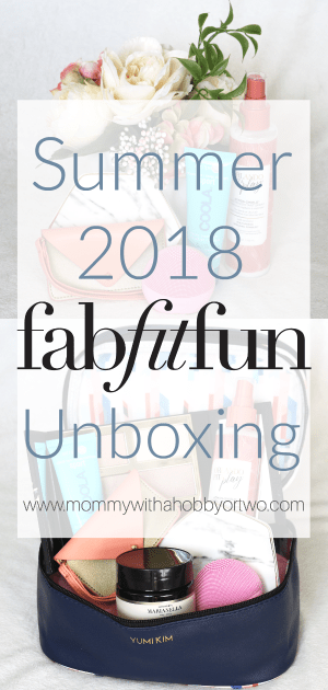 Check out my FabFitFun Summer 2018 unboxing and receive $10 off your first box! Opening each box leaves you feeling like a kid at Christmas. :)