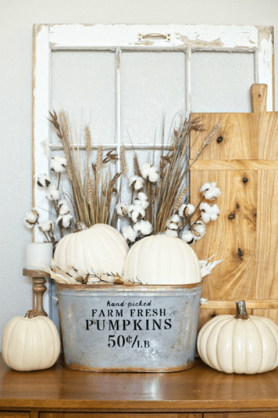 fall farmhouse diy decor