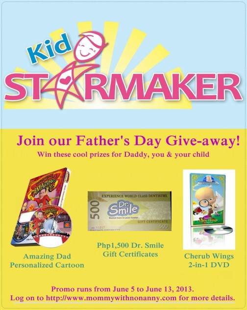 Fathers Day Give-away