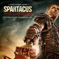 「スパルタカスIII ザ・ファイナル」(2013/TV) - Spartacus: War of the Damned -